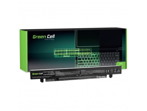 Green Cell Laptop Akku A41-X550A für Asus A550 F550J F550L R510 R510C R510J R510JK R510L R510CA X550 X550C X550CA X550CC X550L