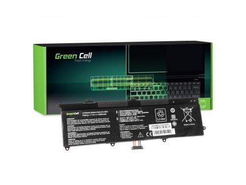 Green Cell Laptop Akku C21-X202 für Asus X201 X201E F201E VivoBook F202E Q200E S200E X202 X202E