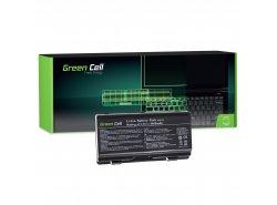 Green Cell ® Laptop Akku A32-X51 A32-T12 für Asus X51 X51C X51H X51L X51R X51RL X58 X58L