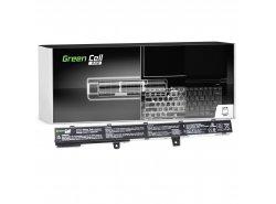 Baterie Green Cell ® PRO A31N1319 A41N1308 pro Asus X551 X551C X551CA X551M X551MA X551MAV R512C R512CA