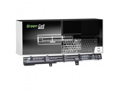 Green Cell PRO Laptop Akku A41N1308 A31N1319 für Asus R508 R509 R512 R512C X551 X551C X551CA X551M X551MA X551MAV X751L