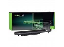Notebook Green Cell ® Akku A41-K56 A42-K56 pro Asus K56 K56C K56CA K56CB K56CM K56CM K56V S56 S405