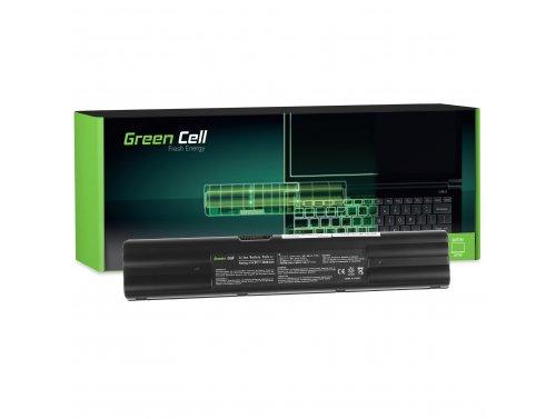 Green Cell ® Laptop Akku A42-A3 für Asus A3 A3A A3000 A6 A6M A6R A6000 A7 G1 G2