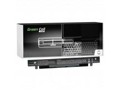 Green Cell ® Laptop Akku Green Cell PRO A41-X550A für A450 A550 R510 R510CA X550 X550CA X550CC X550VC 2600mAh