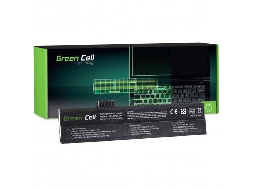 Green Cell Laptop Akku 255-3S4400-G1L1 für GERICOM 3000 5000 7000 Blockbuster Excellent 3000 5000 UNIWILL 255 VEGA VegaPlus 255