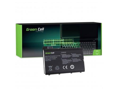 Green Cell Laptop Akku 3S4400-S1S5-05 für Fujitsu-Siemens Amilo Pi2450 Pi2530 Pi2540 Pi2550 Pi3540 Xi2428 Xi2528