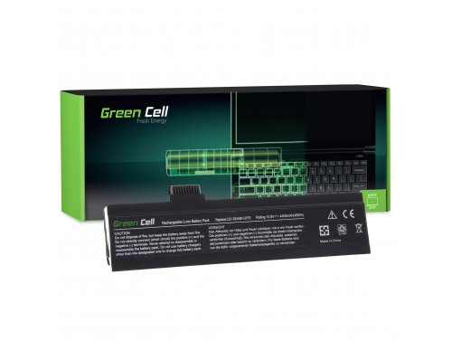 Green Cell ® Laptop Akku L51-3S4000-G1L1 für MAXDATA Eco 4511 4511IW Uniwill L51 Advent 7113 8111