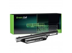 Baterie notebooku Green Cell Cell® FPCBP179 pro Fujitsu-Siemens LifeBook S6510 S6520 S7210 S7220