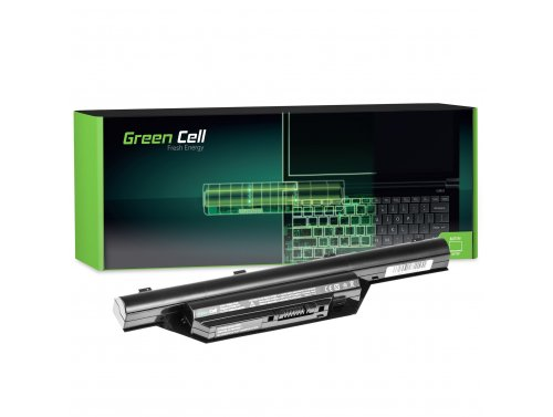 Green Cell Laptop Akku FPCBP179 für Fujitsu-Siemens LifeBook S6510 S6520 S7210 S7220