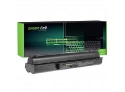 Baterie notebooků Green Cell Cell® FPCBP250 pro Fujitsu LifeBook A512 A530 A531 AH502 AH530 AH531 AH562 6600mAh