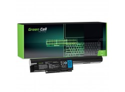 Green Cell Laptop Akku FPCBP274 FMVNBP195 für Fujitsu LifeBook BH531 LH531 SH531