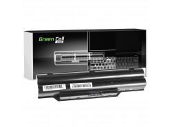 Green Cell PRO Laptop Akku FPCBP250 für Fujitsu LifeBook A512 A530 A531 AH502 AH530 AH531 LH520