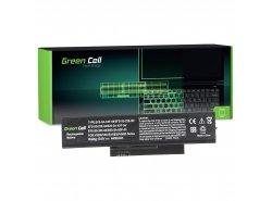 Green Cell ® baterie notebooku SDI HFS-SS-22F-06 pro Fujitsu-Siemens Esprimo Mobile V5515 V5535 V5555 V6515 V6555