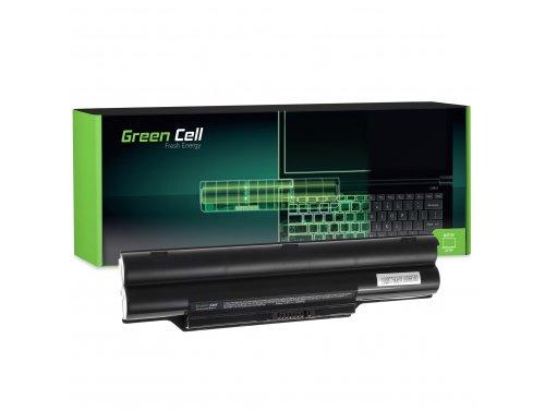 Green Cell ® Laptop Akku FPCBP145 für Fujitsu-Siemens LifeBook E8310 P770 S710 S7110