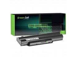 Green Cell ® Laptop Akku FPCBP250 für Fujitsu LifeBook AH530 AH531 A530 A531