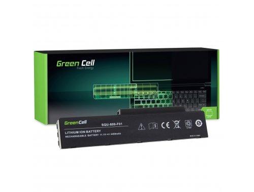 Green Cell ® Laptop Akku 3UR18650-2-T0182 SQU-809-F01 für Fujitsu-Siemens Li3710 Li3910 Pi3560 Pi3660