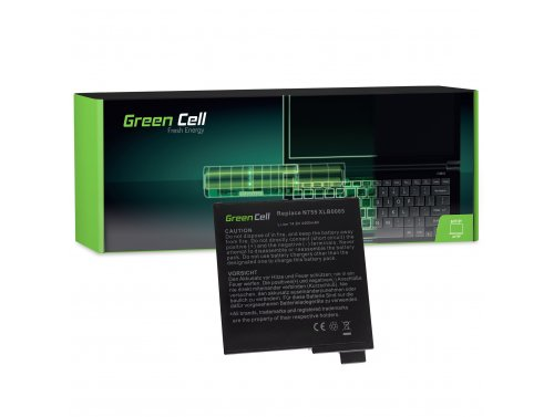 Green Cell Laptop Akku UN755 für Fujitsu-Siemens Amilo Uniwill Targa Visionary XP 210