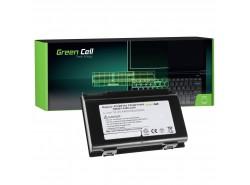 Green Cell Laptop Akku FPCBP176 für Fujitsu LifeBook E8410 E8420 E780 N7010 AH550 NH570