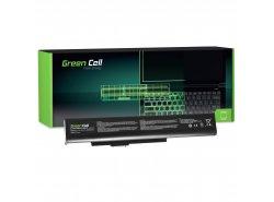 Baterie notebooku A32-A15 A41-A15 pro mobilní telefony Green Cell ® pro MSI A6400 CR640 CX640 MS-16Y1