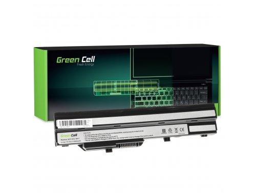 Green Cell ® Laptop Akku BTY-S11 BTY-S12 für MSI Wind U90 U100 U110 U120 U130 U135 U135DX U200 U250 U270