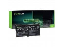 Green Cell ® Laptop Akku BTY-L74 für MSI A6000 CR500 CR600 CR700 CX500 CX600