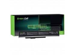 Green Cell ® Laptop Akku A32-A15 A41-A15 für MSI A6400 CR640 CX640 MS-16Y1