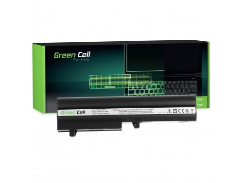 Green Cell ® Laptop Akku PABAS209 PABAS211 für Toshiba Mini NB200 NB205 NB250