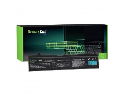 Green Cell Laptop Akku PA3465U-1BAS PA3465U-1BRS für Toshiba Satellite A85 A100 A110 A135 M70 Toshiba Satellite Pro A110 M40