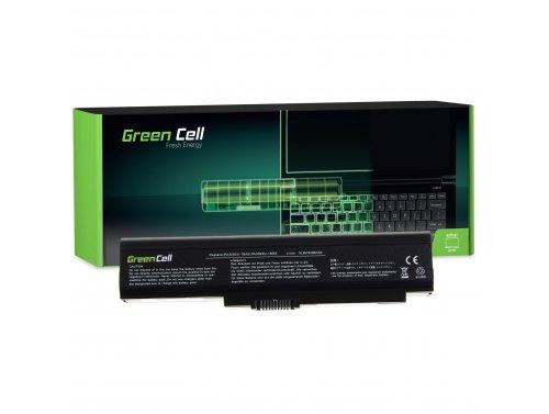 Green Cell ® Laptop Akku PA3a593U-1BRS für Toshiba Satellite Pro U300  Portege M600 Tecra M8