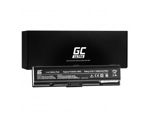 Green Cell ULTRA Laptop Akku PA3534U-1BRS für Toshiba Satellite A200 A205 A300 A300D A350 A500 L200 L300 L300D L305 L450 L500
