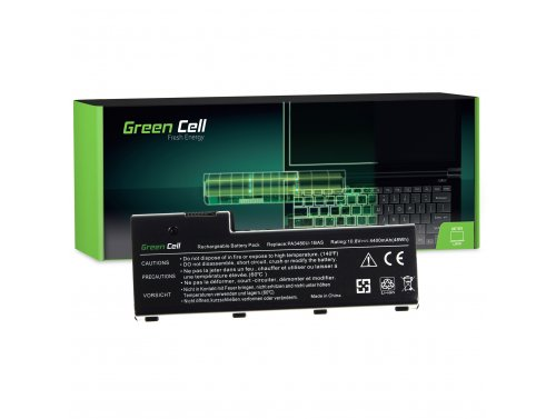 Green Cell Laptop Akku PA3479U-1BRS PABAS078 für Toshiba Satellite P100 P100-106 P100-281 P100-160 P105 Satego P100