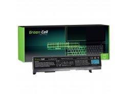 Green Cell Laptop Akku PA3465U-1BAS PA3465U-1BRS für Toshiba Satellite A85 A110 A135 M40 M50 M70