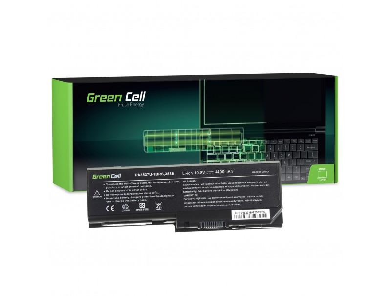 green cell laptop akku pa3536u 1brs f r toshiba satellite p200 p300 x200 l350 satego x200 p200. Black Bedroom Furniture Sets. Home Design Ideas