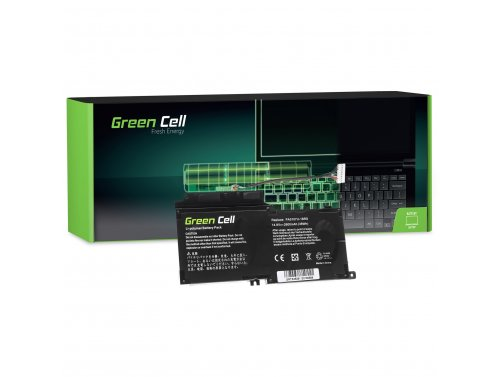 Green Cell Laptop Akku PA5107U-1BRS für Toshiba Satellite L50-A L50-A-19N L50-A-1EK L50-A-1F8 L50D-A P50-A S50-A