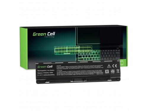 Green Cell Laptop Akku PA5024U-1BRS PABAS259 PABAS260 für Toshiba Satellite C850 C850D C855 C855D C870 C875 L850 L855 L870