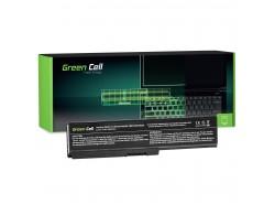 Baterie Notebooku Green Cell ® PA3817U-1BRS PA3634U-1BRS pro Toshiba Satellite C650 C650D C660 C660D L650D L655 L750