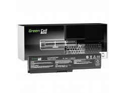 Baterie Notebooku Green Cell ® PA3817U-1BRS pro Toshiba Satellite C650 C650D C660 C660D L650D L655 L750