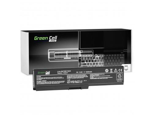 Green Cell ® Laptop Akku PA3817U-1BRS PA3634U-1BRS für Toshiba Satellite C650 C650D C660 C660D L650D L655 L750