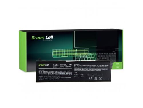 Green Cell ® Laptop Akku PA3420U-1BRS PA3450U-1BRS  für Toshiba Satellite L10 L20 L30 L100