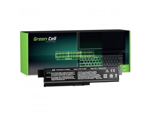 Green Cell Laptop Akku PA3817U-1BRS PA3818U-1BAS für Toshiba Satellite C650 C650D C655 C660 C660D L650D L655 L750