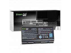 Green Cell ® Laptop Akku PA3615U-1BRM PABAS115 für Toshiba Satellite L40 L45 5200mAh