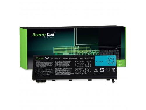 Green Cell Laptop Akku PA3420U-1BRS PA3450U-1BRS für Toshiba Equium L10 L20 L30 L100, Satellite L2 L10 L15 L20 L25 L30 L35 L100