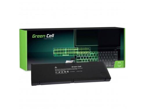 Green Cell Laptop Akku A1321 für Apple MacBook Pro 15 A1286 (Mid 2009, Mid 2010)