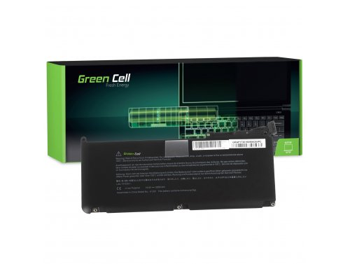 Baterie notebooku A1331 pro Green Cell telefony Green Cell Cell® pro Apple MacBook 13 A1342 2009-2010