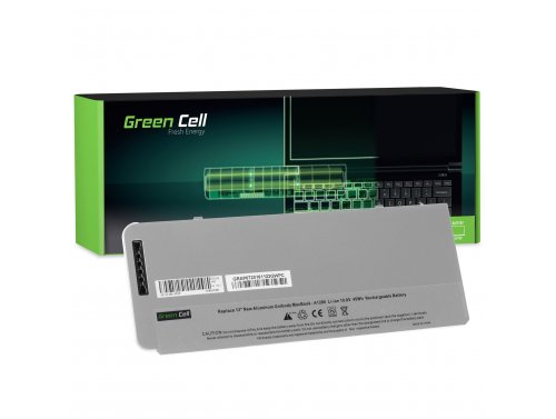 Green Cell ® Laptop Akku A1280 für Apple MacBook 13 A1278 2008