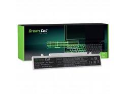 Green Cell Laptop Akku AA-PB9NC6B AA-PB9NS6B für Samsung RV511 R519 R522 R530 R540 R580 R620 R719 R780 NP300E5C NP350V5C weiß