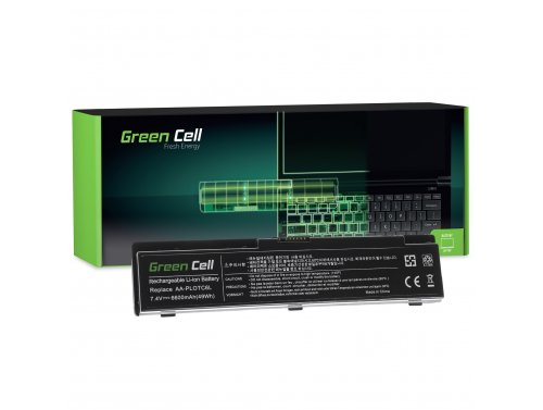Green Cell Laptop Akku AA-PB0TC4A AA-PB0VC6S AA-PL0TC6L für Samsung N310 NC310 NP-NF110 NP-NF210 NT-NF110 X120 X170 7.4V