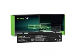 Baterie notebooku Black- Green Cell AA-PB9NC6B AA-PB9NS6B pro Samsung RV511 R519 R522 R530 R540 R580 R620 R719 R780