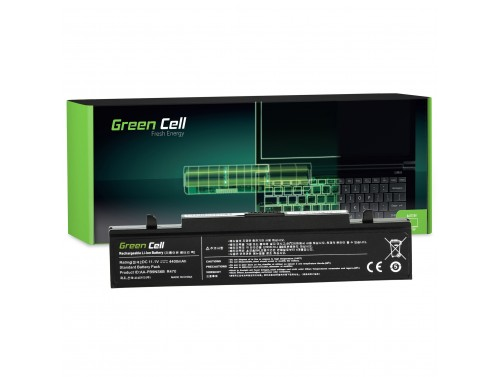Baterie notebooku Green Cell AA-PB9NC6B AA-PB9NS6B pro Samsung R519 R522 R525 R530 R540 R580 R620 R780 RV510 RV511 NP300E5A