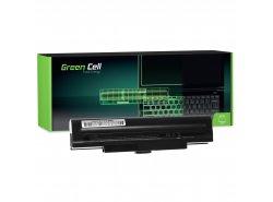 Green Cell ® Laptop Akku AA-PB5NC6B AA-PB5NC6B/E für Samsung NP-Q35 XIH NP-Q35 XIP NP-Q35 XIC NP-Q45 WEV NP-Q70 XEV